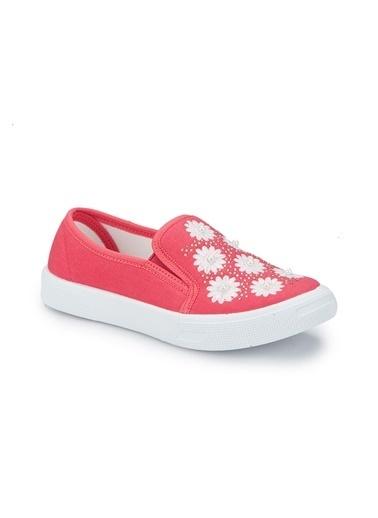 Pink Step Spor Ayakkabı Pembe